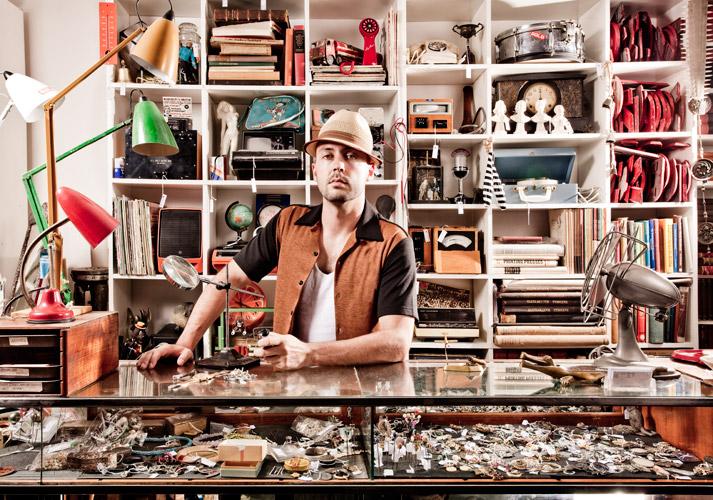 M-Phazes 'Good Gracious' Album cover insert 2010