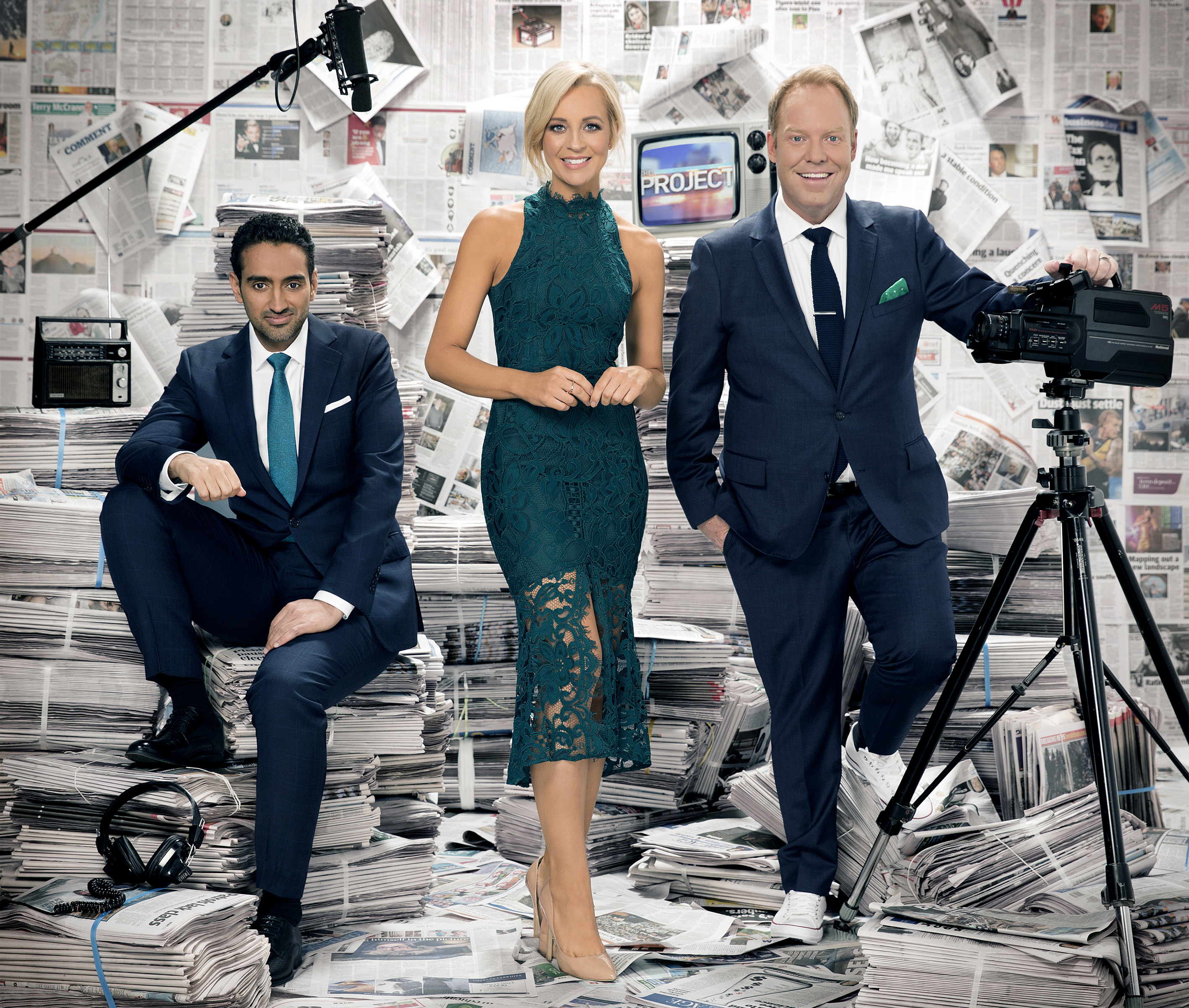 Network TEN Promo Images